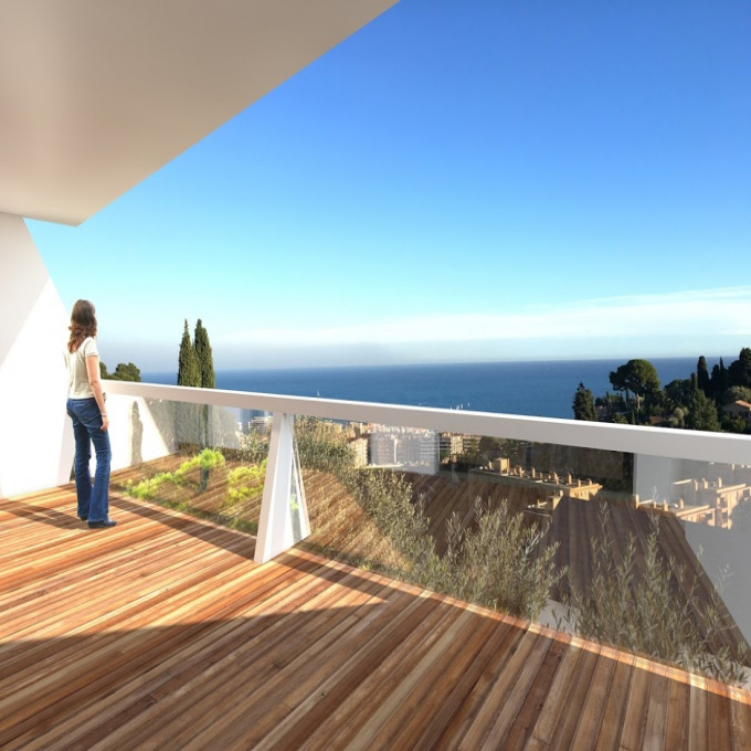 Programme neuf Appartement Roquebrune-Cap-Martin (06190)