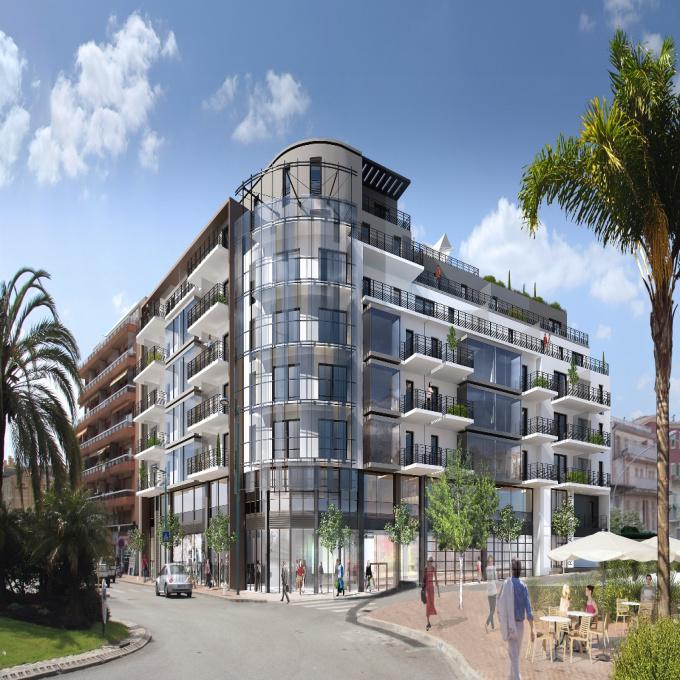 Programme neuf Appartement Menton (06500)