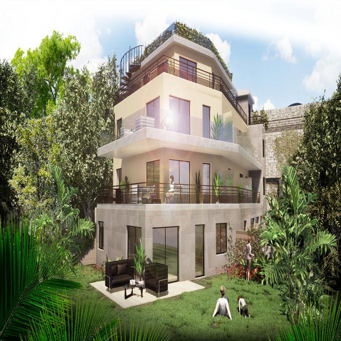 Programme neuf Appartement Èze (06360)