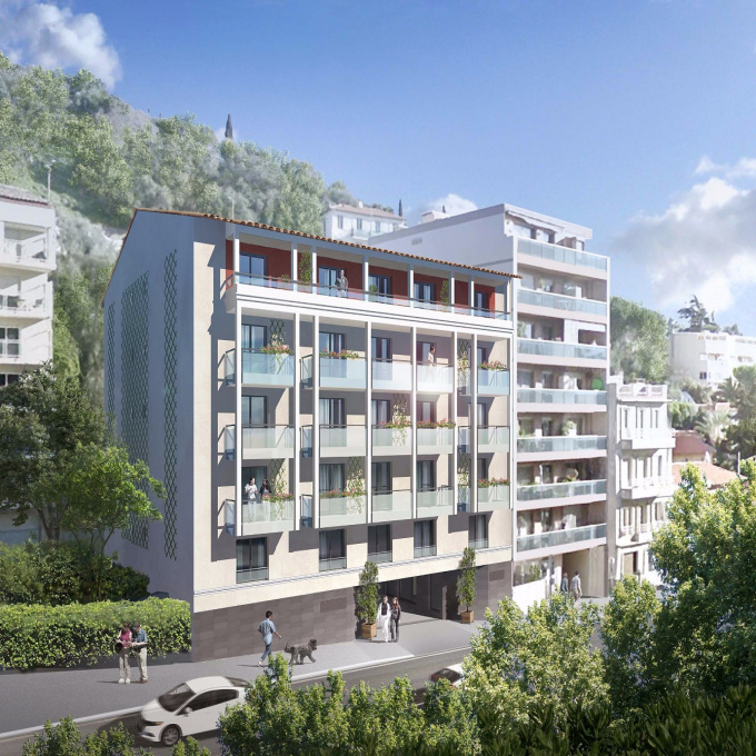 Programme neuf Appartement Nice (06000)