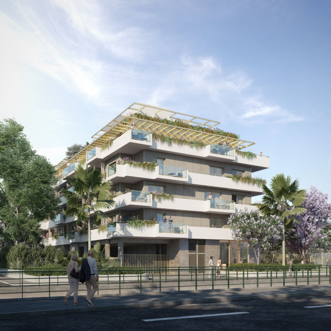 Programme neuf Appartement Cagnes-sur-Mer (06800)